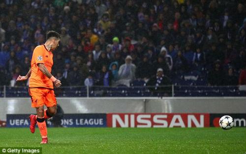 Chi tiết Porto - Liverpool: Cơn ác mộng kết thúc (KT) 24