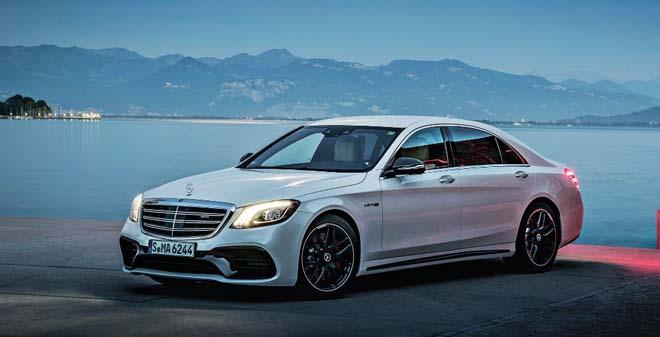 """Mercedes-Benz :  """"Sẽ tiếp tục phát triển và mở rộng dải sản phẩm AMG"""" - 1"""