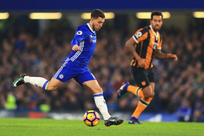 Chelsea – Hull City: Hazard bay bổng, chiến thư tới Barca 1