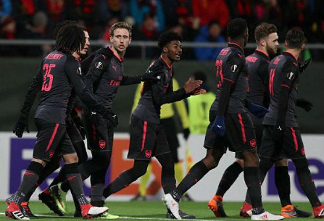 Ostersunds – Arsenal: Sức mạnh khủng khiếp, đá như đi dạo