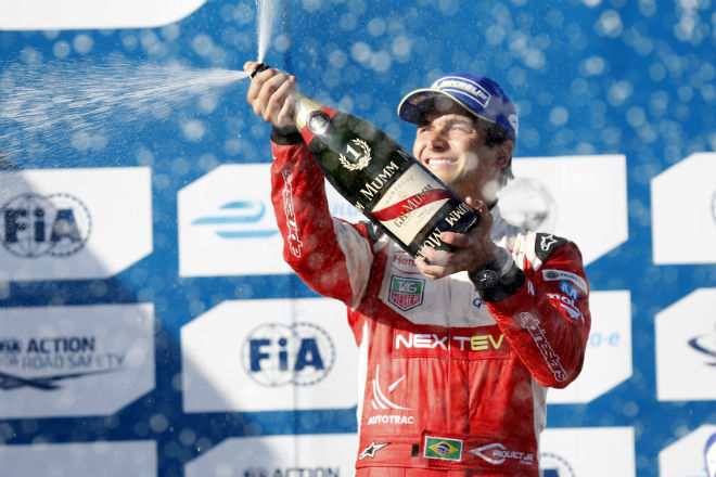 Đua xe Formula E: Đàn em trỗi dậy, tương lai mới của đua xe tốc độ