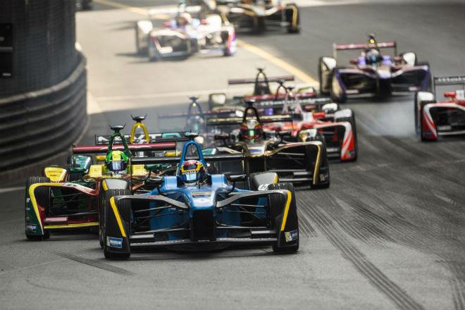 Đua xe Formula E: Đàn em trỗi dậy, tương lai mới của đua xe tốc độ 2