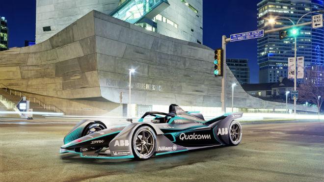 Đua xe Formula E: Đàn em trỗi dậy, tương lai mới của đua xe tốc độ 3