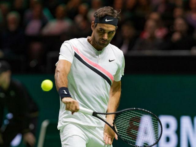 Federer - Haase: Tưng bừng 3 set, Nhà vua trở lại (Tứ kết Rotterdam Open) 2