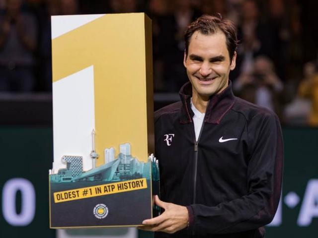Federer - Dimitrov: Đỉnh cao thứ 97 vẫy gọi (CK Rotterdam Open) 2