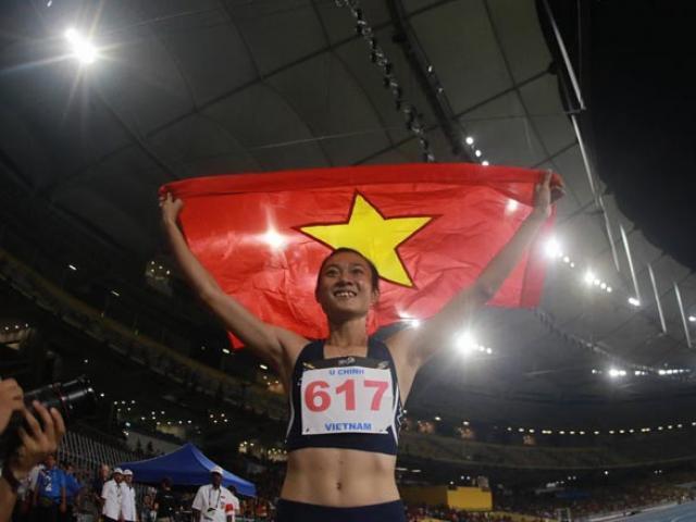 Kiếm thủ xinh đẹp tin thể thao Việt Nam tạo kỳ tích ASIAD 1
