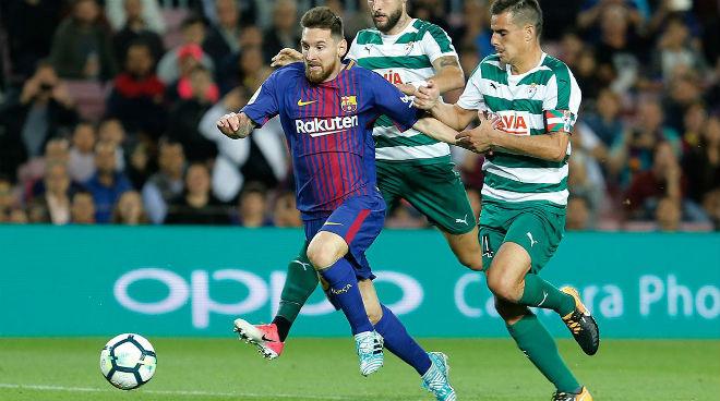 Eibar – Barcelona: Tìm lại chiến thắng, chờ tử chiến Chelsea 1