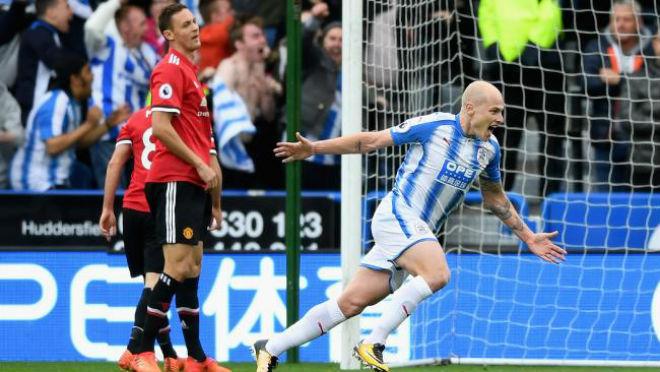 Huddersfield – MU: Ngã ở đâu, đứng dậy ở đó 1