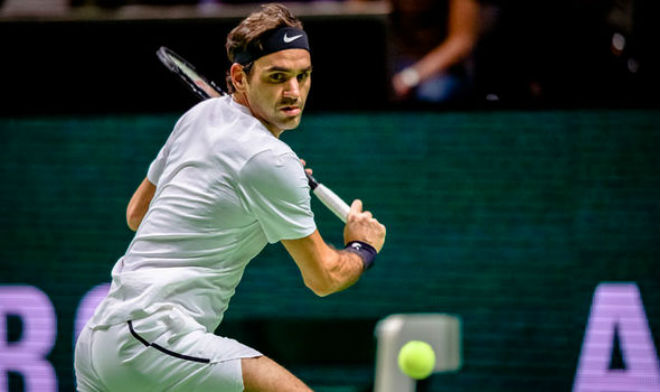 Federer - Haase: Tưng bừng 3 set, Nhà vua trở lại (Tứ kết Rotterdam Open) 1