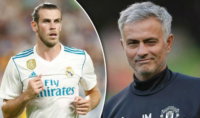 Chuyển nhượng MU: Mourinho nhắn tin cho Bale, chèo kéo về Old Trafford 1