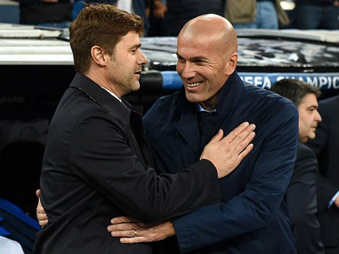 """Pochettino mơ về MU, Real: """"Cướp ghế"""" Mourinho trước, Zidane để sau 2"""
