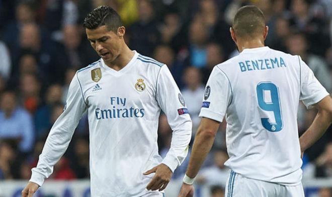 """Real: Benzema """"thảm họa"""", Ronaldo mơ đá cặp Harry Kane 300 triệu euro 1"""