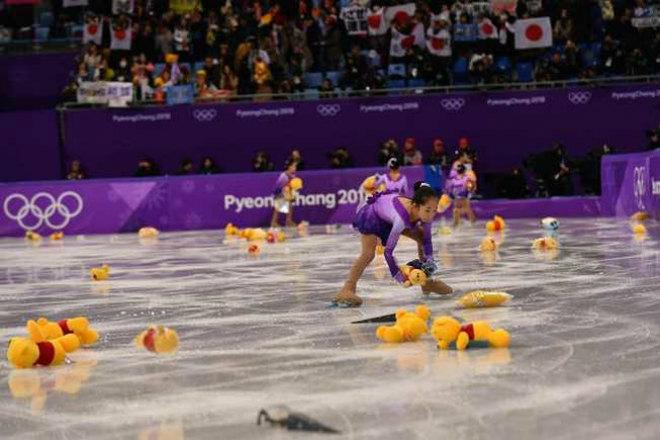Tin nóng Olympic mùa Đông 18/2: Tai nạn hy hữu môn trượt tuyết 1
