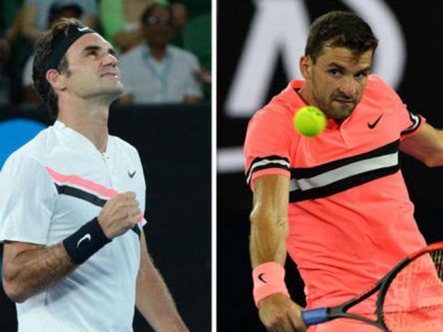 Federer - Dimitrov: Chiến thắng thần tốc, 56 phút ghi danh lịch sử (CK Rotterdam Open) 8