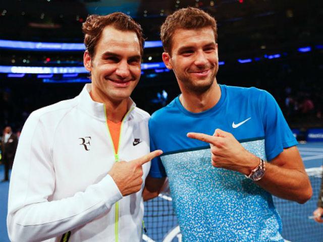 Chi tiết tennis Federer - Dimitrov: Sức mạnh hủy diệt (KT) 3