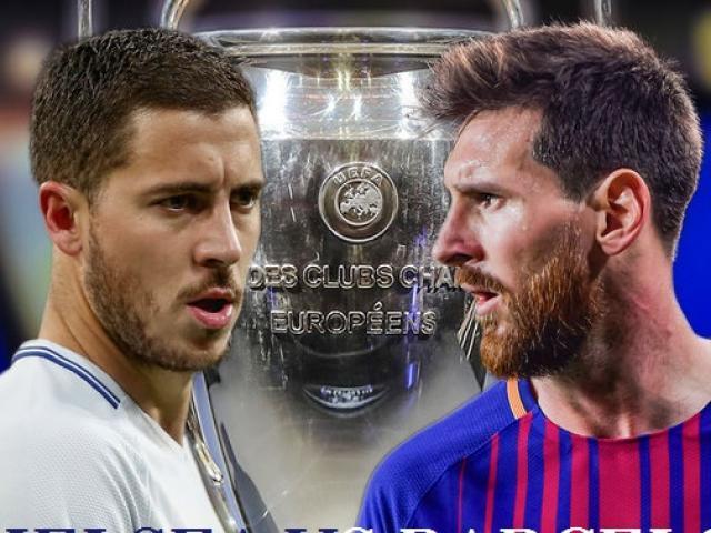 """Chelsea – Barcelona: Messi chờ phá """"lời nguyền"""" hiểm địa 4"""