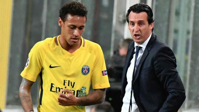 """Neymar quyền uy độc tài: Siêu HLV """"chạy mất dép"""", PSG méo mặt 2"""