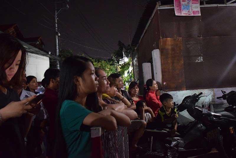 Phá án thảm sát Bình Tân: