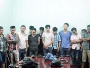 An ninh Xã hội - Nguyên nhân vụ hàng chục giang hồ huyết chiến ở Biên Hòa