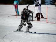 """Thể thao - Robot trượt tuyết tại Olympic: Con người vẫn là """"vô đối"""""""