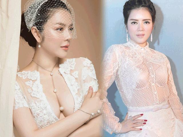Váy áo gợi cảm của Hồng Quế, Lý Nhã Kỳ và 3 mỹ nhân tuổi Tuất