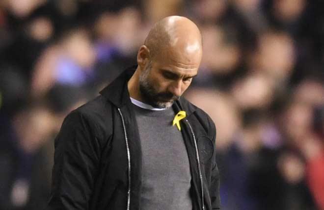 """Man City thua sốc: Tay chưa chạm cúp đã vội """"tinh vi"""" 3"""