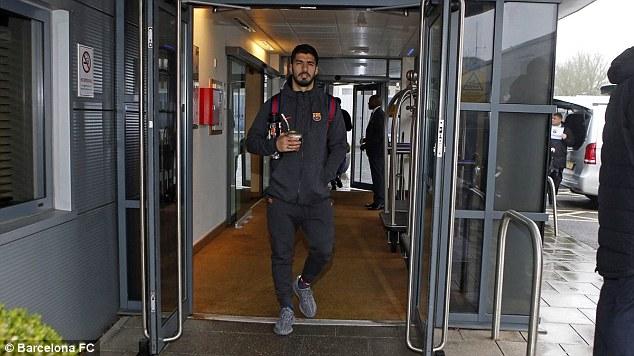 Dàn siêu sao Barca đổ bộ xuống London, sẵn sàng kéo sập Stamford Bridge 3