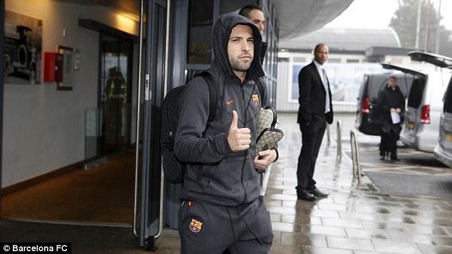 Dàn siêu sao Barca đổ bộ xuống London, sẵn sàng kéo sập Stamford Bridge 4