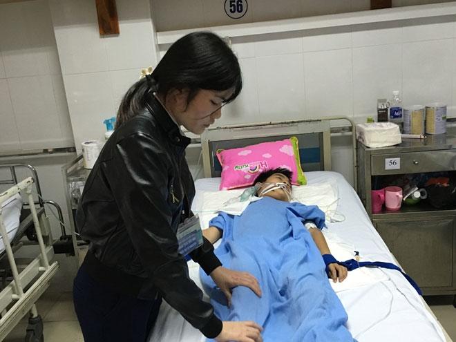 Cấp cứu TNGT ở Bệnh viện Việt Đức cao chưa từng có
