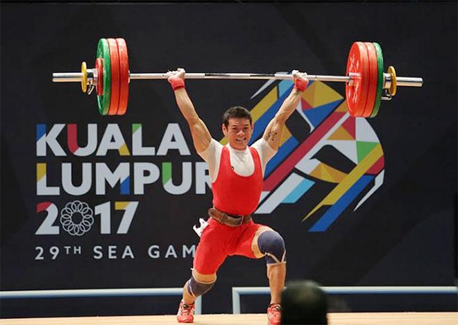 Cử tạ Việt Nam có cửa cạnh tranh huy chương ở ASIAD 2018 1