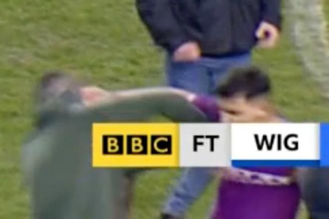 Man City thua sốc FA Cup: Aguero đánh CĐV, đối mặt án phạt nặng 2