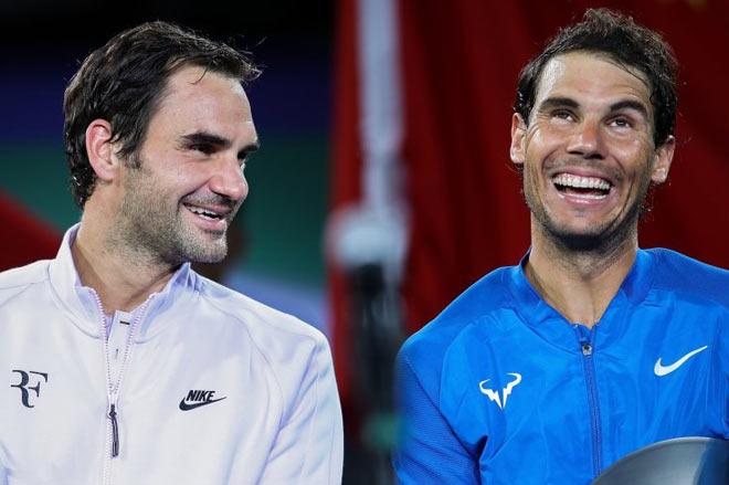 Tin thể thao HOT 21/2: Federer và Nadal xứng đáng chia sẻ ngôi số 1