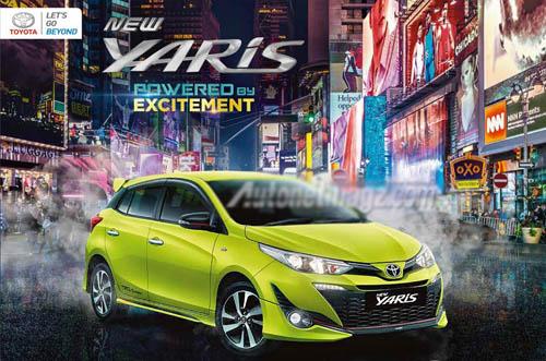 Toyota Yaris 2018 TRD Sportivo