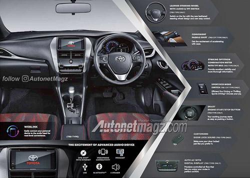 """Toyota Yaris TRD Sportivo 2018: Đẹp và """"sang chảnh"""" hơn - 3"""