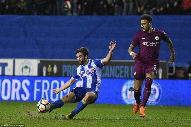 Wigan - Man City: Bước ngoặt thẻ đỏ, cú sốc lịch sử 7