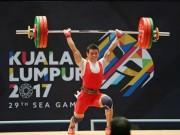 Thể thao - Cử tạ Việt Nam có cửa cạnh tranh huy chương ở ASIAD 2018