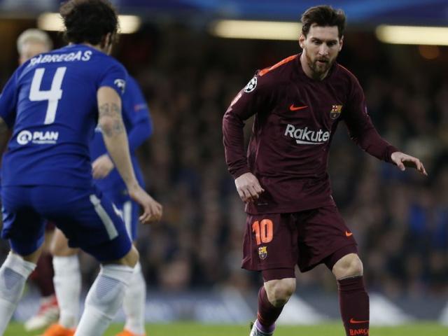 """Chelsea """"rơi vàng"""" trước Barca: Báo Anh công kích """"Terry đệ nhị"""" 8"""