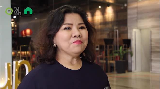 Cái Tết sau lần đầu mặc váy cưới ở tuổi 68 của NSND Thanh Hoa
