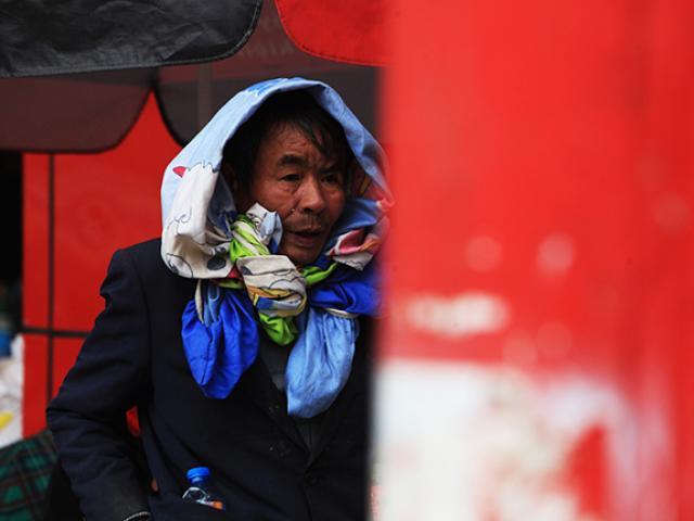 Không khí lạnh tràn về sau Tết, miền Bắc chuyển mưa rét