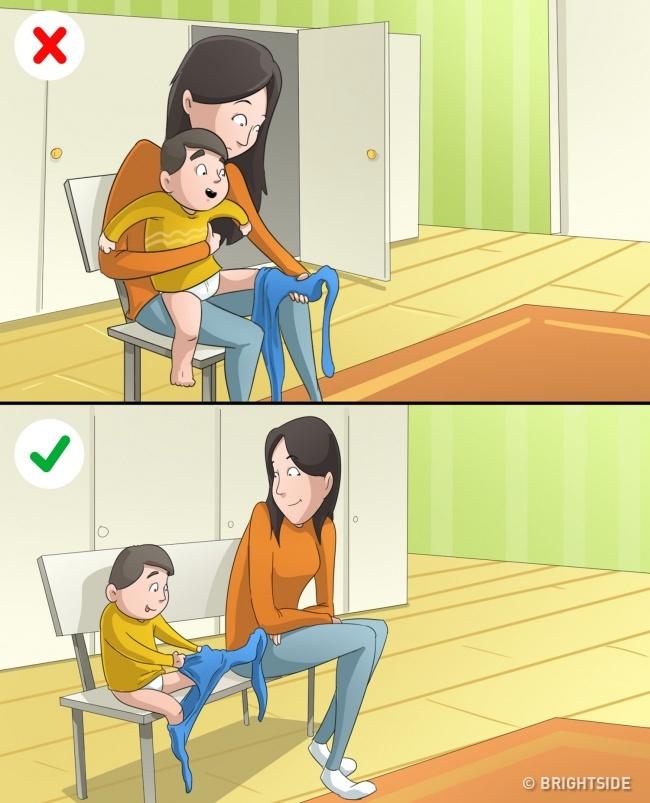 10 điều bố mẹ tuyệt đối không nên làm với con cái - 2