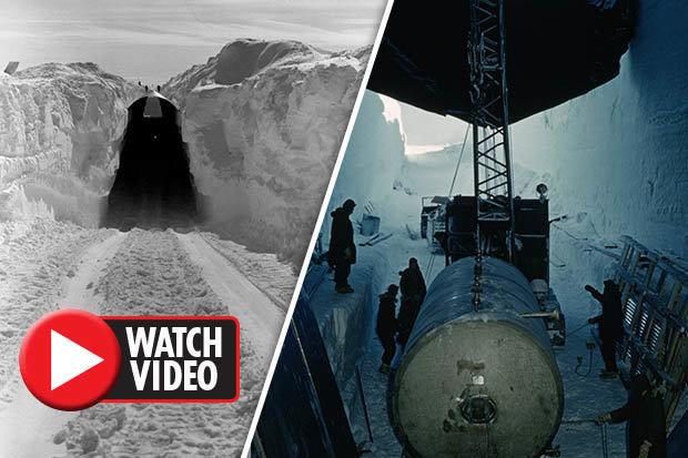 Thời điểm căn cứ ở Bắc Cực chứa chất độc nguy hiểm của Mỹ lộ diện - 1