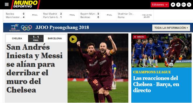 """Chelsea """"rơi vàng"""" trước Barca: Báo Anh công kích """"Terry đệ nhị"""" 3"""