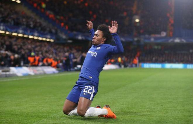 """Chelsea hòa tiếc nuối: """"Hung thần"""" Willian lớn tiếng đe dọa Barca-Messi 1"""