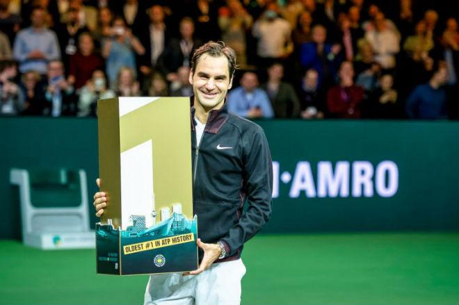 """Federer 36 tuổi vẫn số 1 thế giới: 3 bí quyết """"cải lão hoàn đồng"""""""