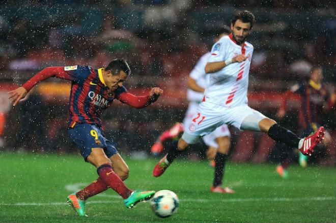 """MU & điệp vụ cúp C1: HLV Sevilla """"dọa giết"""" Sanchez, diệt """"Quỷ đỏ"""" 1"""