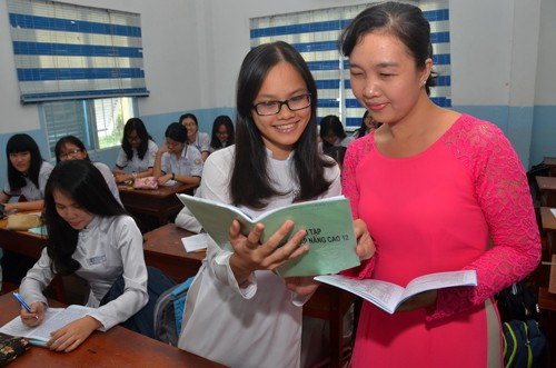 Năm học đổi mới của giáo dục TP HCM - 1