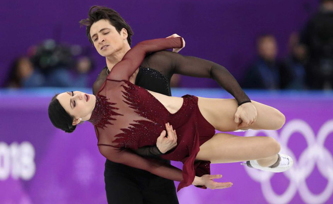 Ngỡ ngàng Olympic mùa đông: