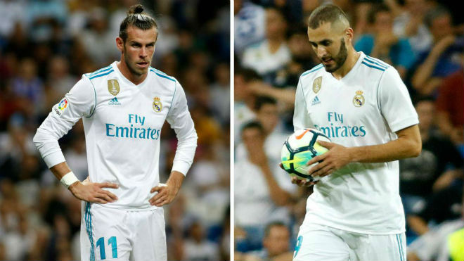 """Real có """"song tấu"""" cặp Ronaldo: Đánh đâu thắng đó, Bale-Benzema xếp xó 1"""
