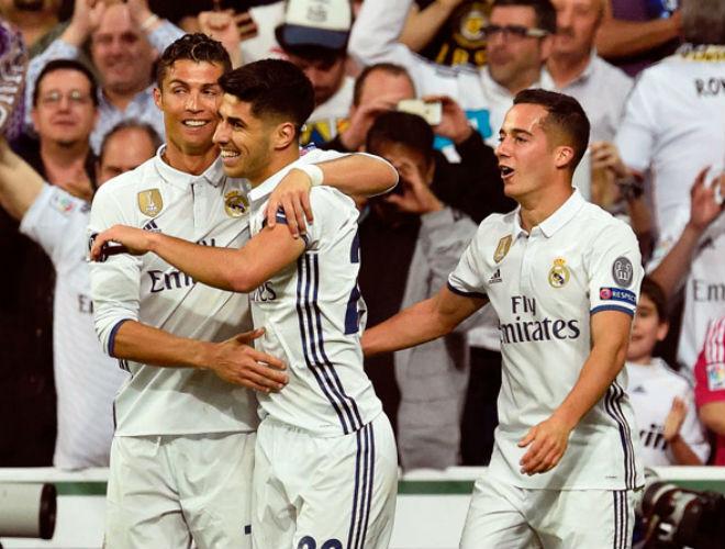 """Real có """"song tấu"""" cặp Ronaldo: Đánh đâu thắng đó, Bale-Benzema xếp xó 2"""