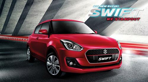 "Suzuki Swift 2018 chuẩn bị ""đổ bộ"" Việt Nam? - 1"